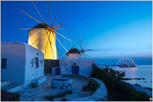 愛琴海 漂浮天空之城 雙島浪漫情迷 雅典神話之都10天