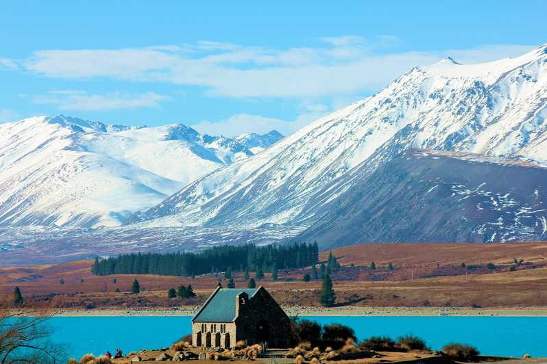 紐西蘭 南北島 峽灣 庫克山國家公園 纜車 毛利文化 美食8天